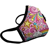 Vogmask Rainbows N99 CV (Large 131-200 lbs/59-90 kg)