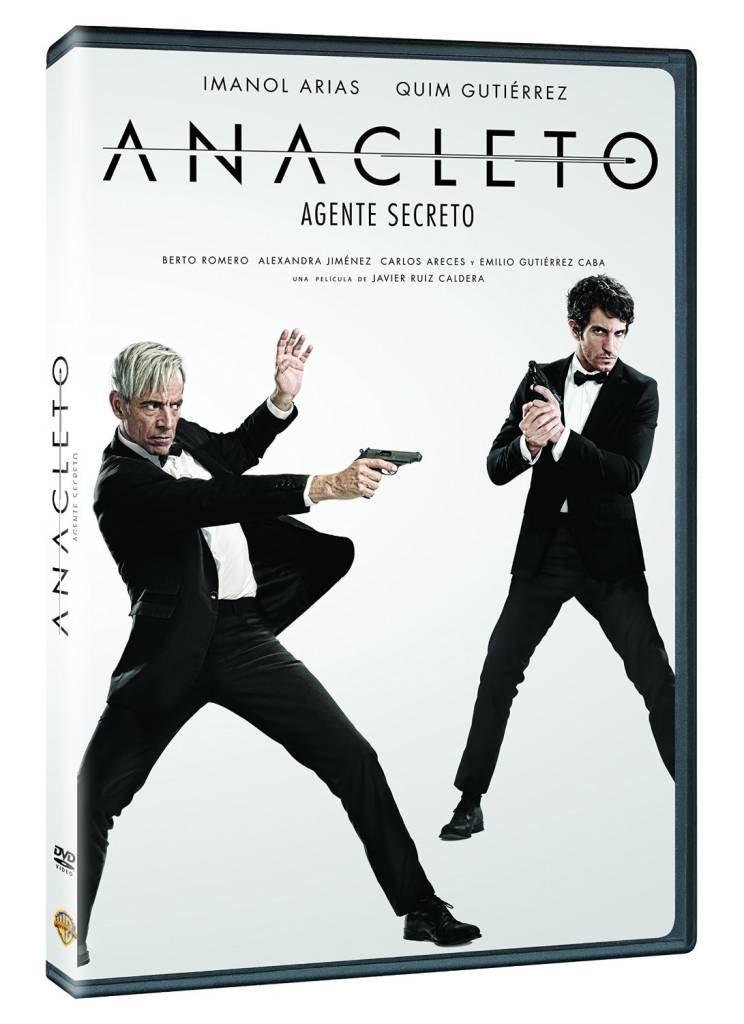 Anacleto Agente Secreto Blu-Ray [Blu-ray]