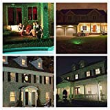 SIAOTELIGHT Small Size Outdoor Lawn Light Starry Decorations Outdoor Indoor Projector,Waterproof Landscape Lights for Parties,Celebration