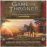 GoT Kartenspiel: Der Eiserne Thron • 2. Ed. Löwen von Casterlystein Erweiterung