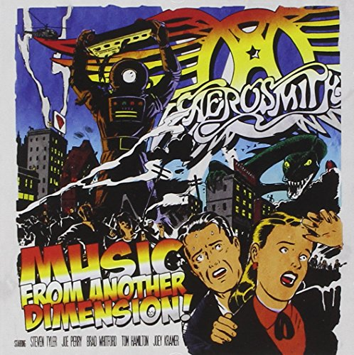Aerosmith: Music From Another Dimension! (Audio CD)