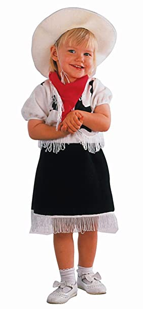 Disfraz de vaquero - De 2 a 4 años: Amazon.es: Juguetes y juegos