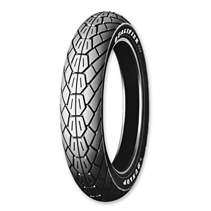 Amazon.com: Dunlop F20 Front 110/90 18 Raised White Letter