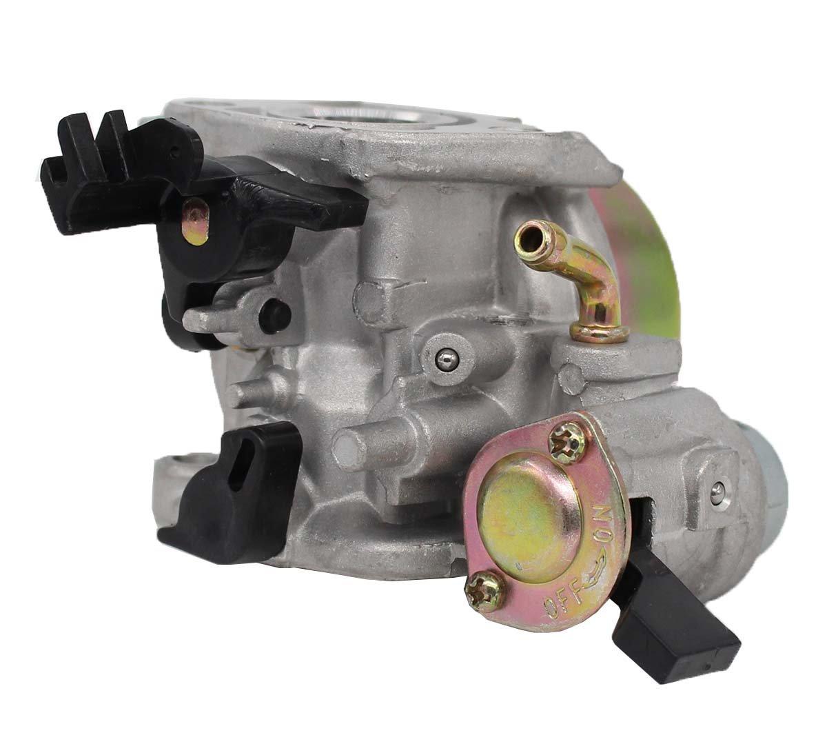 MOTOKU Carburetor Air Filter Spark Plug Fuel Filter For Harbor Freight Predator 212cc Homelite Pressure Washer 179CC 180cc DJ165F 2700PSI 2.3GPM UT80522D Honda GX160 5.5HP GX200 6.5 HP Engine