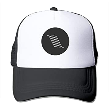 NDJHEH Gorras béisbol Thrice Logo Adjustable Mesh Trucker Hat