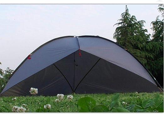 Exterior ampliación triángulo triángulo Dosel Camping Carpa Multi ...