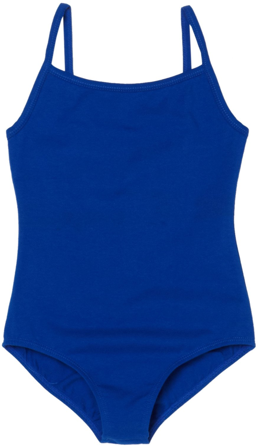 Sansha Little Girls' Stacie Camisole Leotard, Royal, Toddler 2-4
