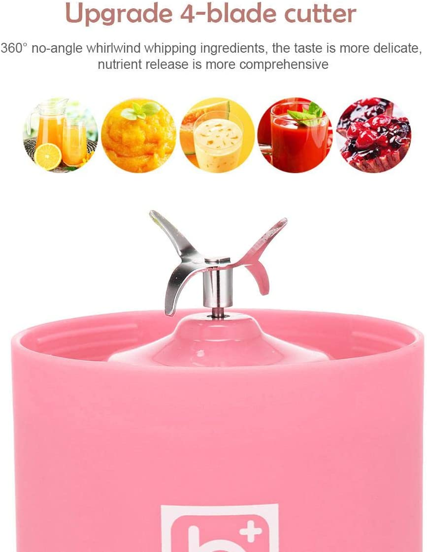 Womdee Extracteur De Jus Fruits Et Légumes Juice Blender