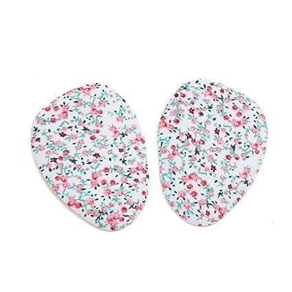 Amazon.com: uxcell 2 piezas Gel de silicona patrón de flores ...