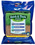 X-Seed 440AS0098UCT185 Quick & Thick Plus Tall Fescue Lawn Repair, 4.5, Blue