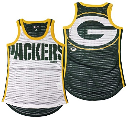 Green Bay Packers Women's Opening Day 2 Tank Top Large