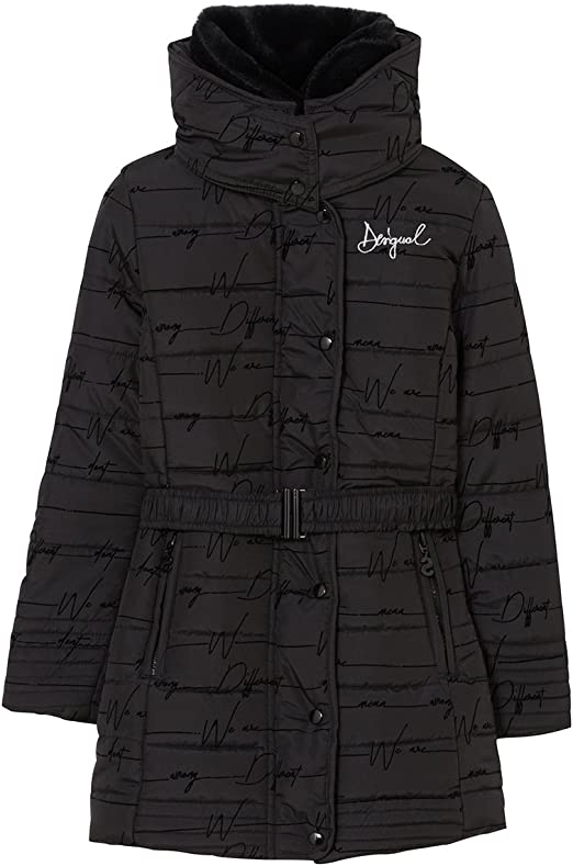 Desigual Girls Coat Clementina