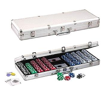 Fat Cat Replacement Aluminum Poker Chip Case   500ct