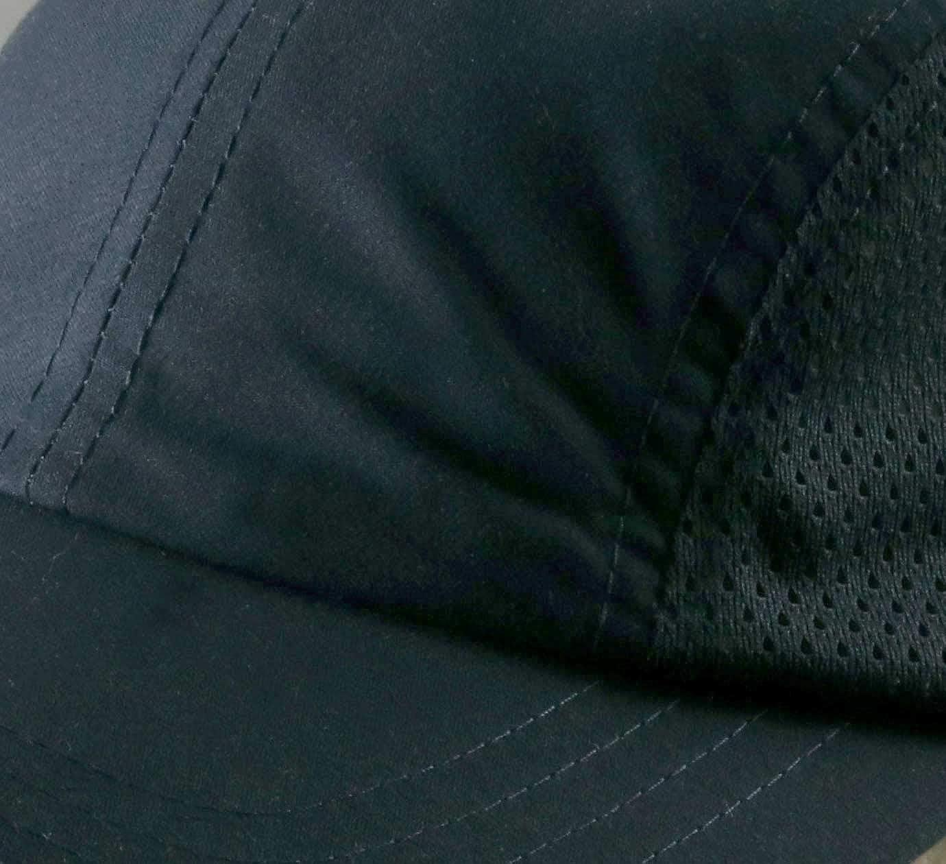 Bon Clic Bon Genre Womens Aircap Baseball Cap Water Repellent Size L 19-Blue-Marine