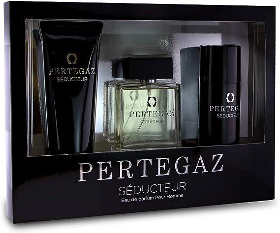 Pertegaz Estuche Seducteur para Hombre 3 piezas.: Amazon.es: Belleza