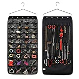 40 Pockets Double Sided Hanging Jewelry Organizer