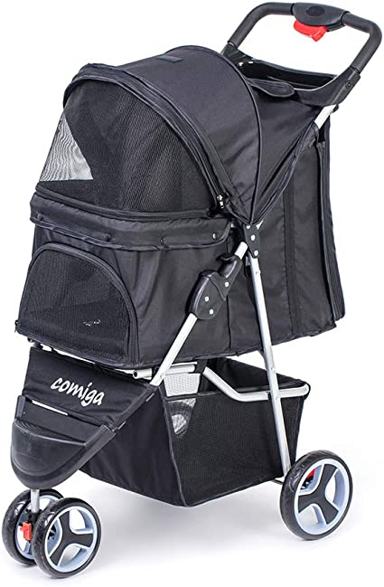 comiga Foldable Dog Stroller - Budget-pick
