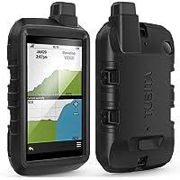 TUSITA Hoesje Compatibel met Garmin Montana 700 - Siliconen Bescherming Hoes Beschermhoes Huid - Handheld GPS Navigator…