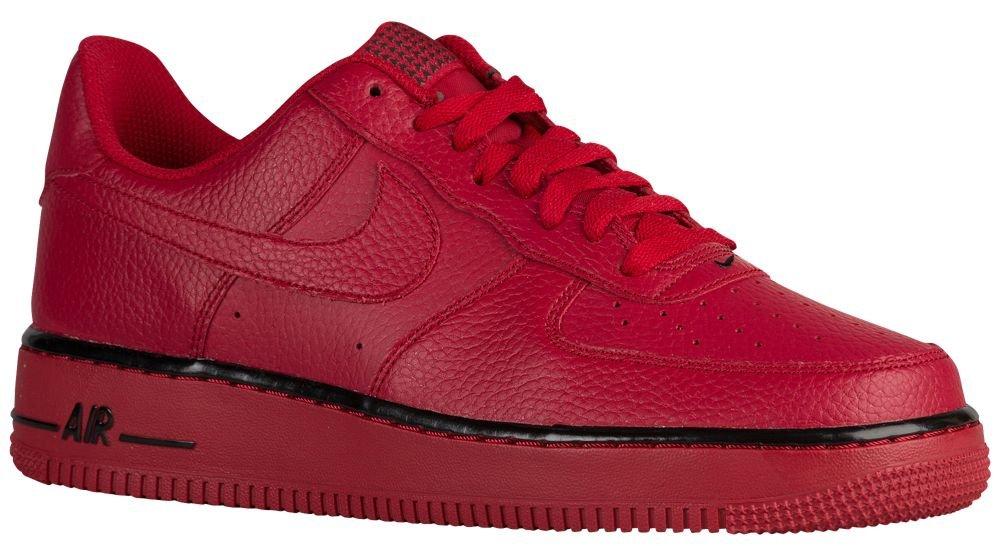[ナイキ] Nike Air Force 1 Low - メンズ バスケット [並行輸入品] B072LXXL6M US12.0 Gym Red/Black/Gym Red