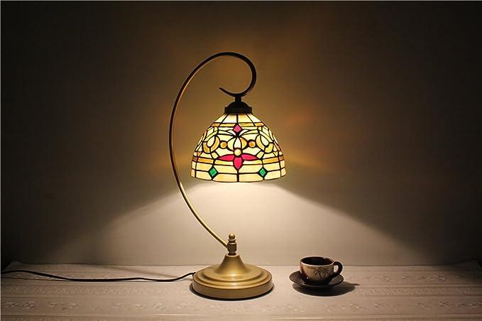 Shopping-8 pulgadas casado luces festivas Tiffany lámpara de ...