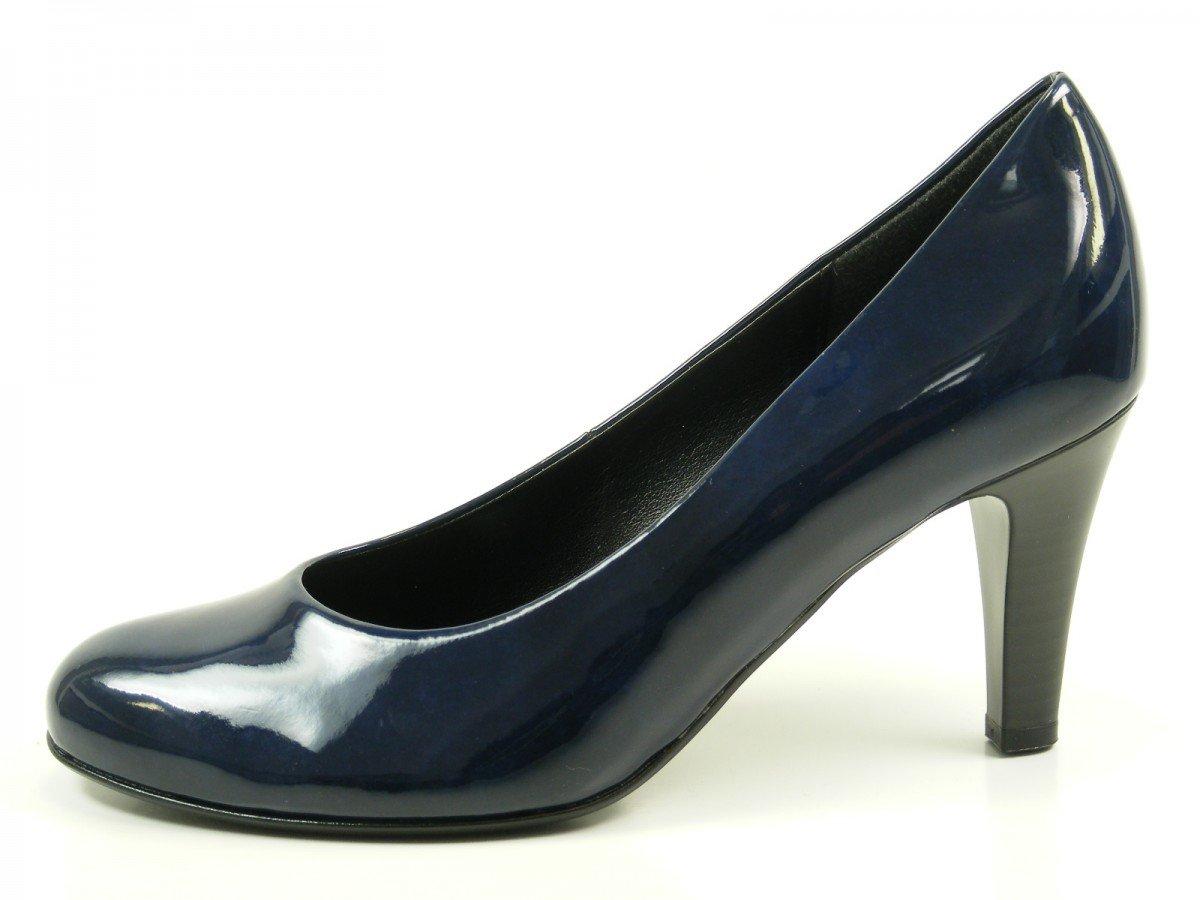Gabor Pumps Schuhes 55.280 55.280 55.280 Damen Geschlossene Pumps Gabor Blau ... 0e8f06