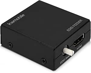 kwmobile HDMI EDID Manager to Audio and Video Control