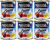 Nestlé Creme de Leite 300ml | Table Cream 10.1 Fl.Oz. (Pack of 06)