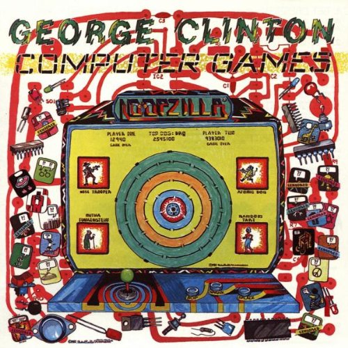 Image result for george clinton computer games