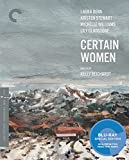 Certain Women (The Criterion Collection) [Blu-ray]