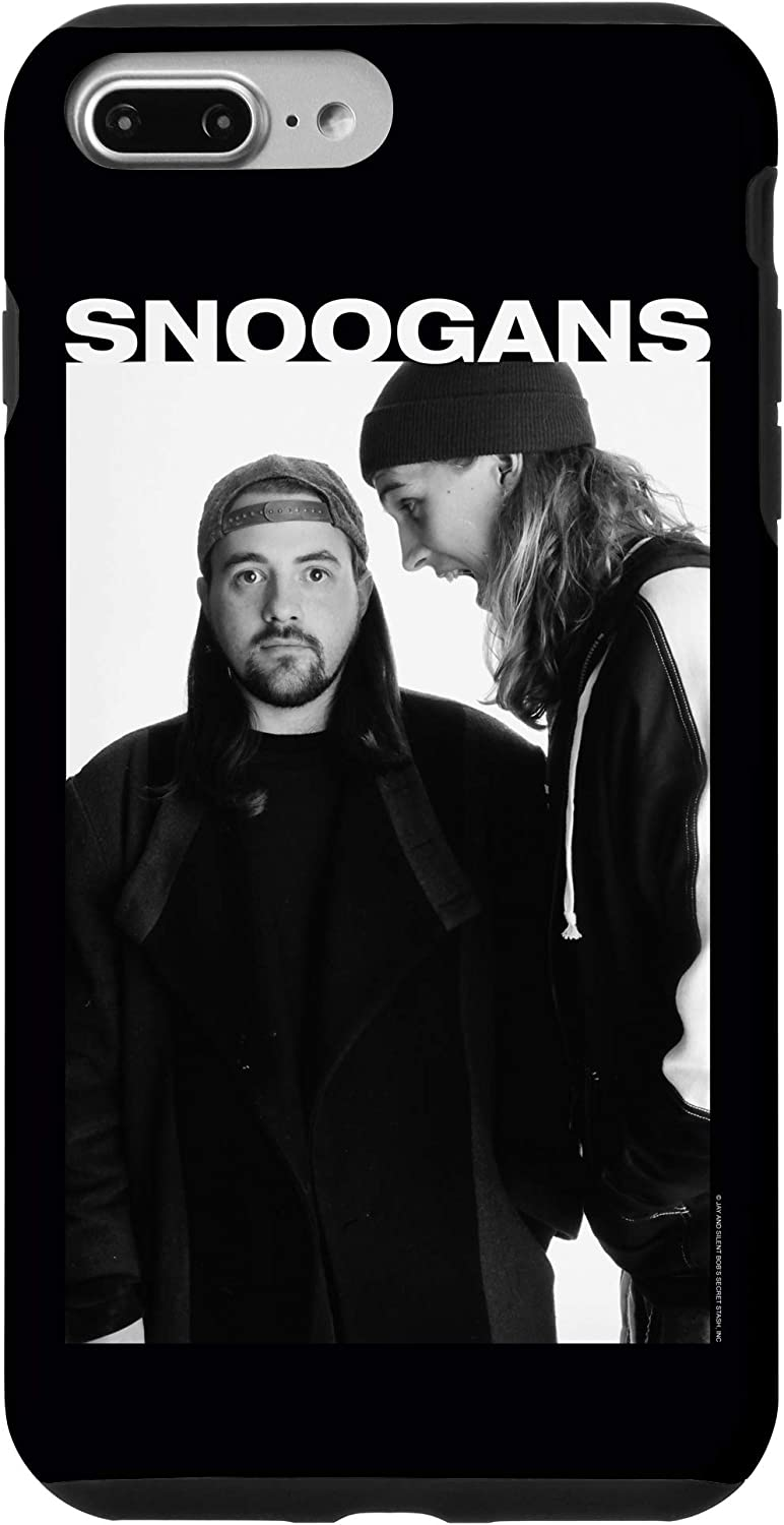 iPhone 7 Plus/8 Plus Jay and Silent Bob Snoogans Case