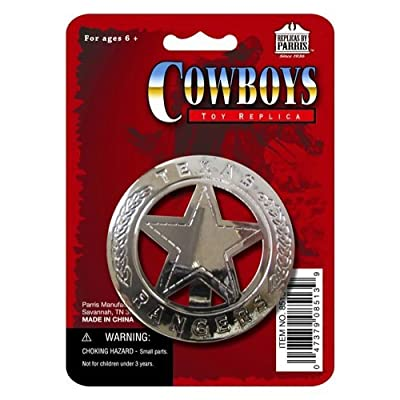 Texas Ranger Badge - ST: Clothing