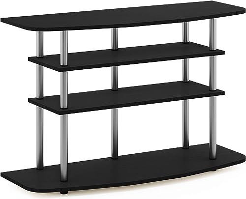 Best modern tv stand: FURINNO Frans Turn-N-Tube TV Stand