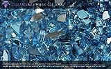 Cobalt Blue Reflective – Fireplace Glass – 5 LBS. Review