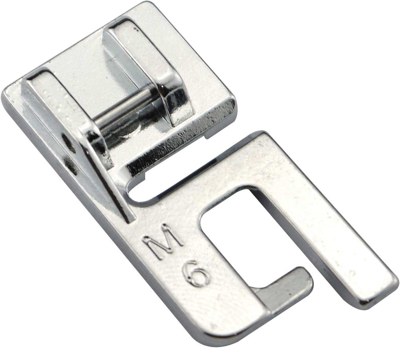 DREAMSTITCH P60973 - Prensatelas para máquina de coser Elna (6 mm ...