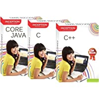 INCEPTION INDIA Learn C, C++, CORE JAVA (3 CDs)
