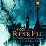 1888 - Ripper File: Paranormal Research and Rescue Institute Series, Book 1 | Lora Edwards