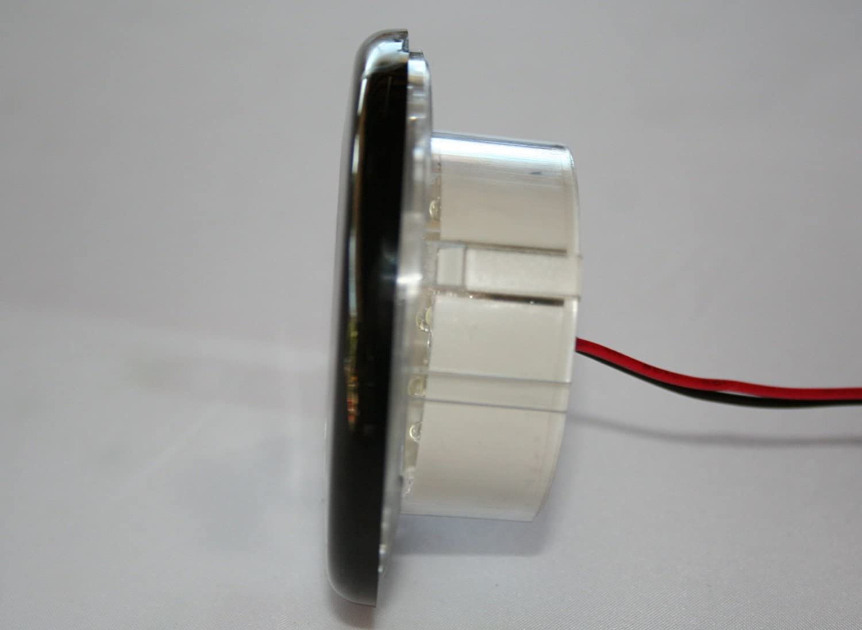 Aircraft lighting White Light RV Compact 2.75-12 Volt Fixture Truck Mini Dome Light Convenience Courtesy Light Auto