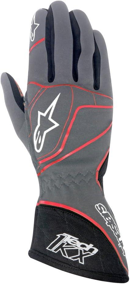 Alpinestars 3551815-1431-XXL Tech 1-KX Gloves