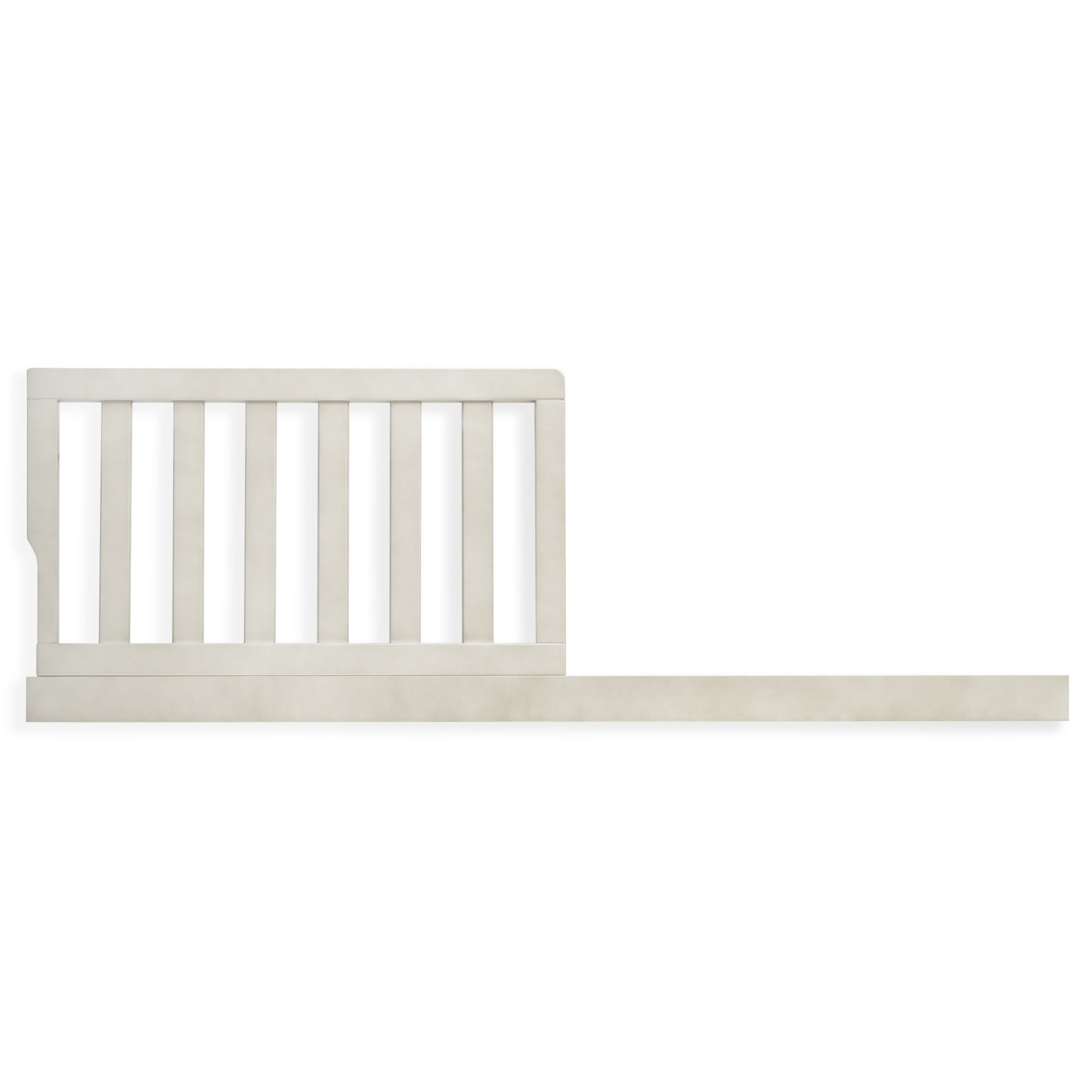 Evolur Toddler Rail, Vintage Grey