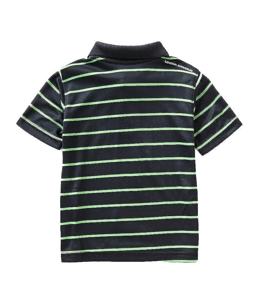 5f5f8b97e Amazon.com: Under Armour Boys' Ua Logo Short Sleeve Polo: Clothing