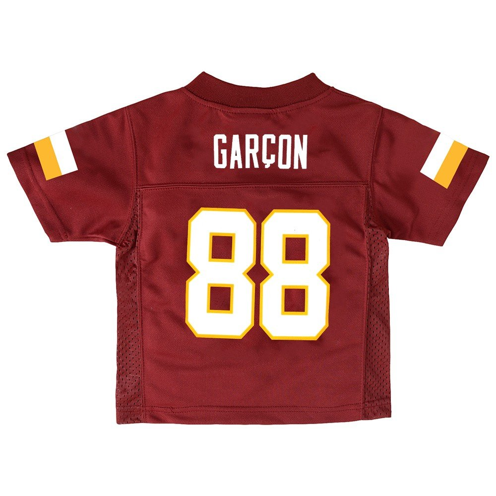 Outerstuff Pierre Garcon NFLワシントンレッドスキンズMid Tier Burgundy Jersey Toddler ( 2t - 4t ) 4T  B07BYFBY1W