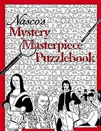 Nasco 9716671 Mystery Masterpiece Reproducible Puzzle Book