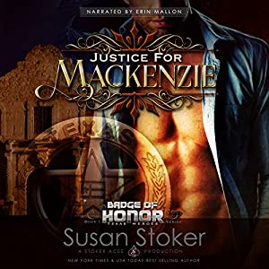 Justice for Mackenzie Audiobook