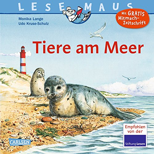 LESEMAUS, Band 149: Tiere am Meer