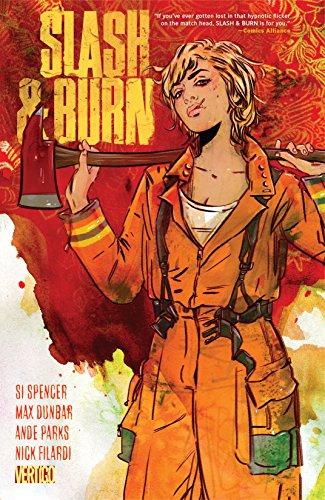 Slash & Burn (2015-2016) Vol. 1 (Superhero Slash)