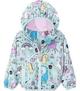 Amazon.com: Chaquetas de unicornio de dibujos animados para ...