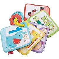 Fisher-Price Newborn Toys Juguetes para Bebé, Mis Primeras Fichas de Aprendizaje