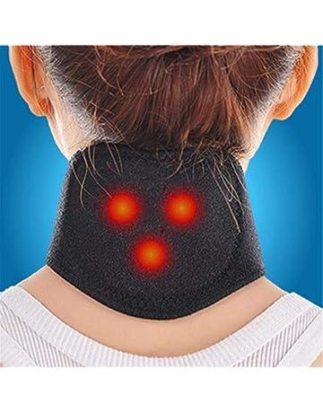 comtervi auto-échauffement Protector de cuello, dolores tiempos del cuello soporte de cuello y
