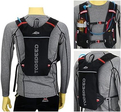 Sports Travel Hydration Backpack Water Bag Marathon Running Shoulder Vest Bag Ou
