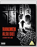 Hangmen Also Die! Dual Format Blu-ray and DVD